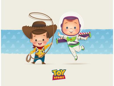 Toy Story Kids disney jerrod maruyama pixar brasil blog sheriff woody buzz lightyear toy story pixar