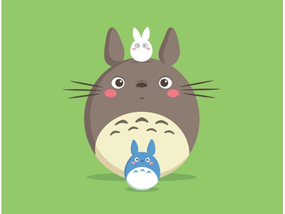 Totoro dribble