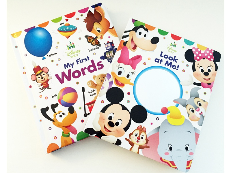 Disneybaby Dribbble