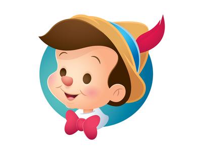 Pinocchio jmaruyama jerrod maruyama disney pinocchio
