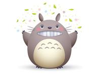 Spring Totoro