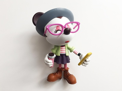 Hipster Minnie Vinylmation
