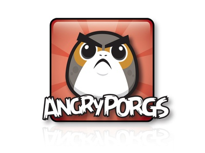 Angry Porgs force friday the last jedi star wars porgs