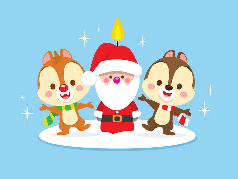 chip and dale by jerrod maruyama dribbble dribbble