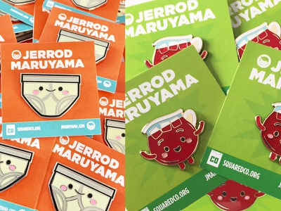 Pins collectibles pins kawaii cute squaredco jerrod maruyama jmaruyama