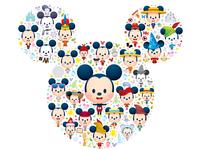 So Many Mickeys
