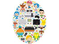 Console Cuties