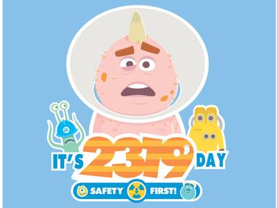 2319 character design illustration monsters inc. d23 disney pixar