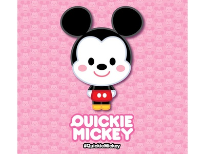 Quickie Mickey 2019 cute mickey design challenge character design disney mickey  mouse
