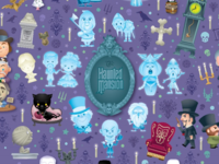 Haunted Mansion of Cute