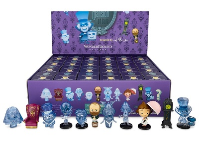 Disney Vinyl - Haunted Mansion of Cute character design