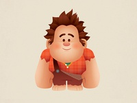 Kawaii Wreck-It Ralph