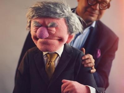 Executive puppet
