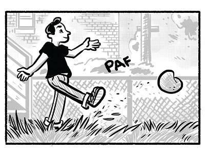 13ème Avenue - Paf art comic