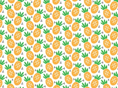 Quickie Pineapple Pattern