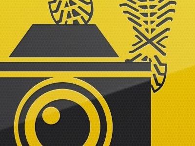 Design for a Worldwide Photo Walk illustration photography camera design