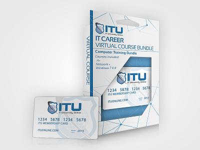 Product Design membership card design course 3d box retail design product design