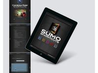 Sumo Shortcut iPad App