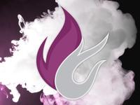 Vapers Club Logo Emblem