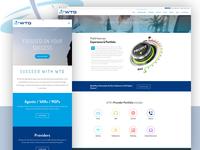 WTG Telecom Website