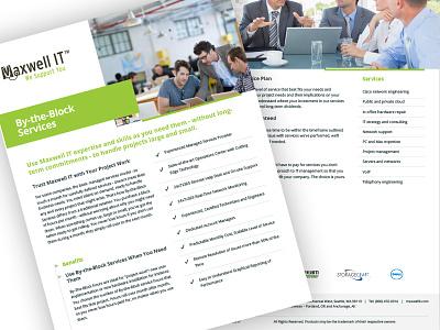 Sell Sheet Designs pdf sell sheets print design