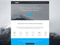 Aspire Technologies Web Site