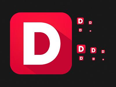 Dappah dappah fashion design app icon dapper iphone icon icons