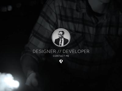 Full Background Video full background video website portfolio personal kai husen kai husen