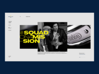 Breitling Home Page Musings