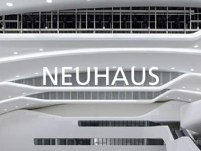 Neuhaus Font geometric sans serif typography typeface fonts font neuhaus