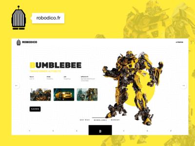 Robodico robots website