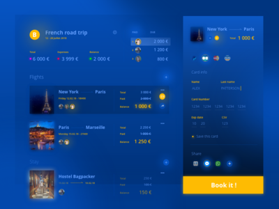 Daily UI Check-out