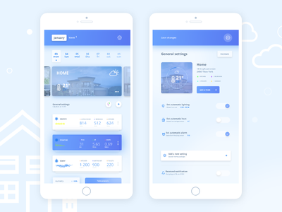 Daily UI - Setting