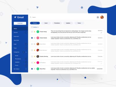 Gmail revamp