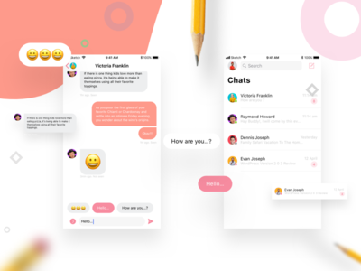 Onboarding - chat interface