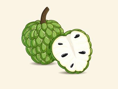 Custard Apple/Srikaya