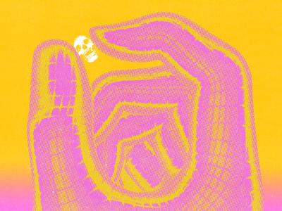 Devs Ex Machina poster skull texture scifi deus ex machina