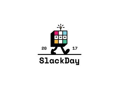 SlackDay™ robot bot hack hack a thon slack
