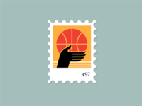 Homecourt™ Stamp