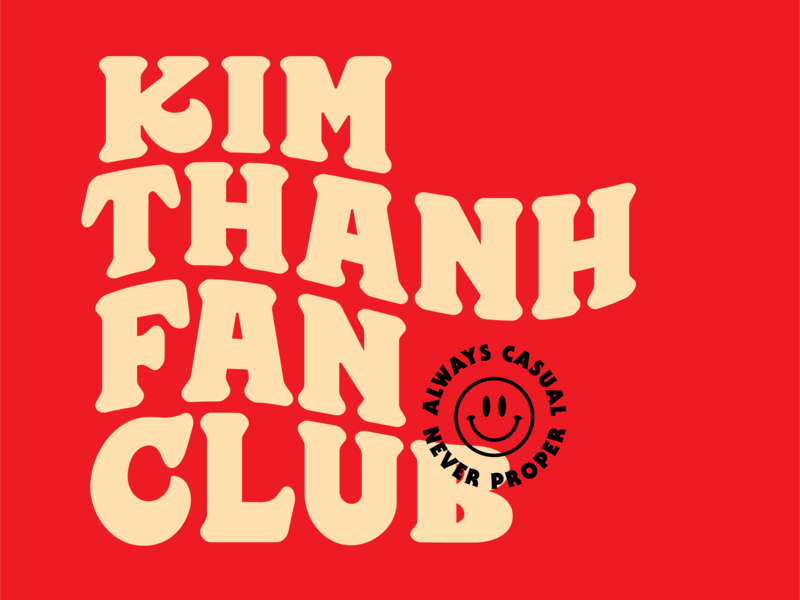 Kim Thanh Fan Club casual proper smiley salted crab san francisco sf restaurant kim thanh