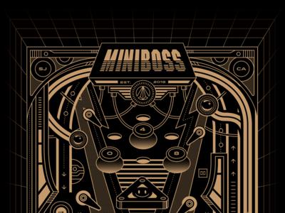 MINIBOSS Pinball