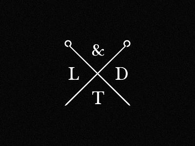 Life & Death Tattoos - Logo logo tattoo life needle death