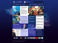 Merlin Entertainments SharePoint Intranet 2