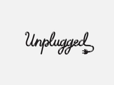 Logotype unplugged