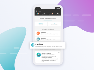 New feature webmobile brand ux ui