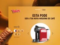 Twix Campaign