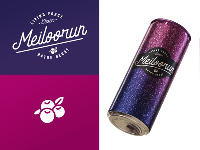 Meiloorun Juice - Dribbble Weekly Warmup