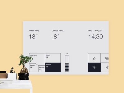 Home Dashboard debut minimalistic ux ui stats interface design light dashboard app