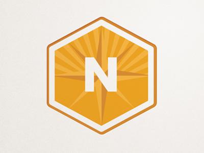 Nomad Logo logotype logo identity design branding
