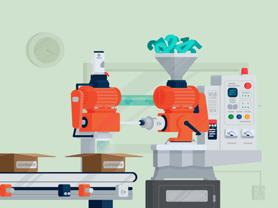 This Grinder is LIT prpl future illustration numbers h5b plasma machines grinder